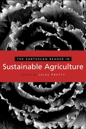 The Earthscan Reader in Sustainable Agriculture book cover