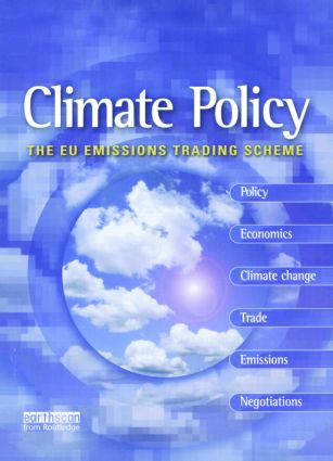 The EU Emissions Trading Scheme (Paperback) book cover
