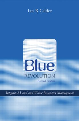 Blue Revolution: Integrated Land and Water Resources Management, 2nd Edition (Paperback) book cover