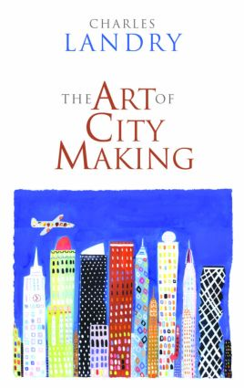 The Art of City Making (Paperback) book cover
