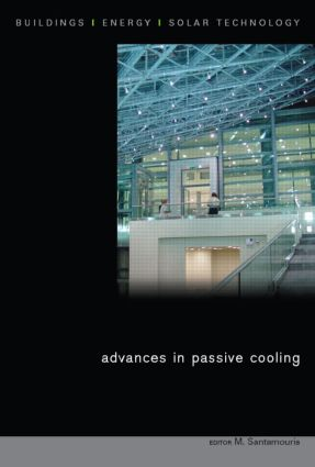 Advances in Passive Cooling (Hardback) book cover