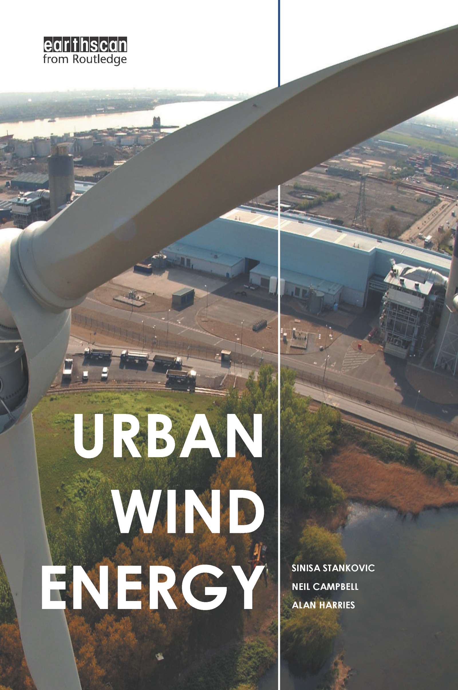 Urban Wind Energy (Hardback) book cover