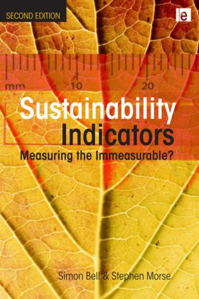 Sustainability Indicators: Measuring the Immeasurable?, 2nd Edition (Paperback) book cover