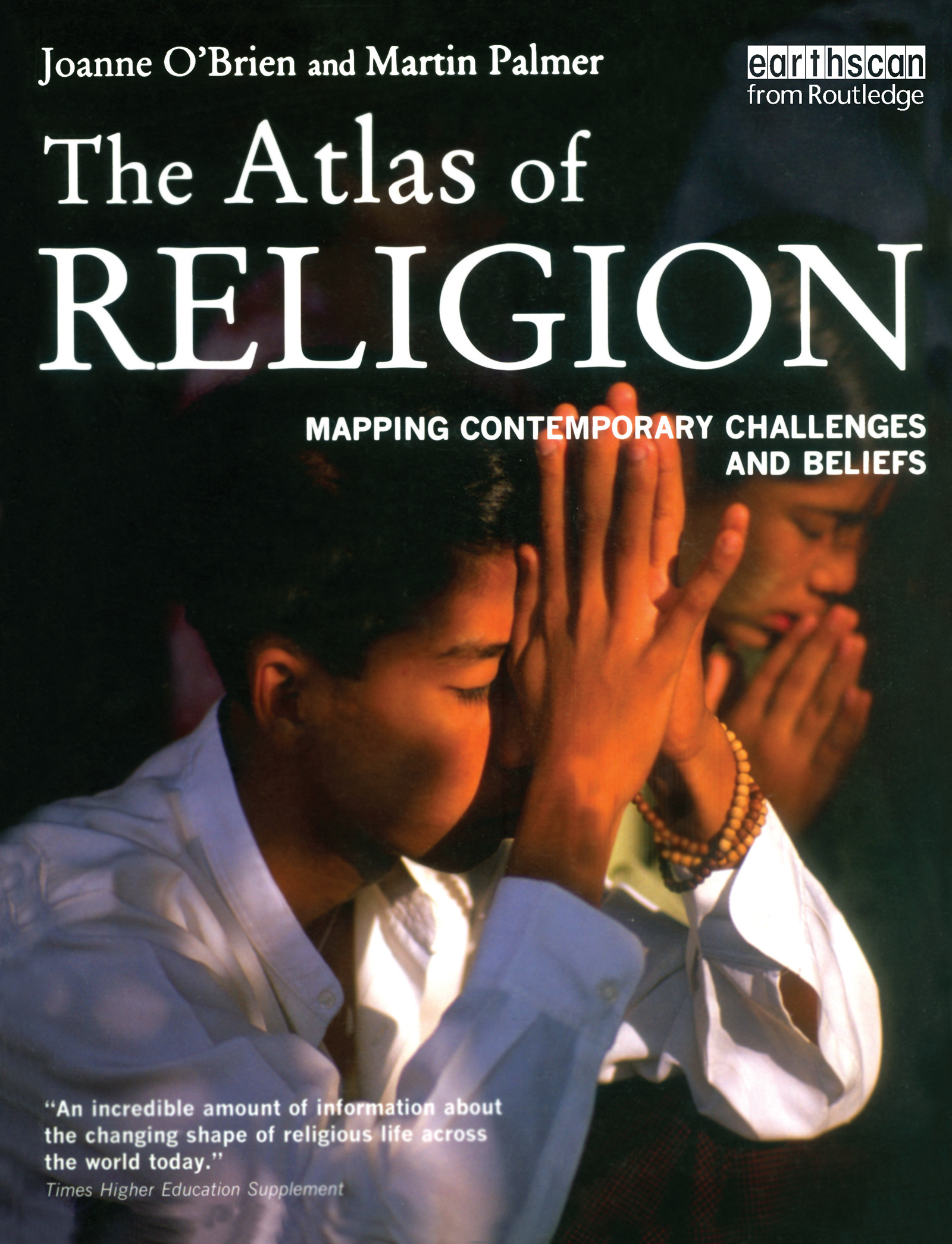 The Atlas of Religion: Mapping Contemporary Challenges and Beliefs, 1st Edition (Paperback) book cover