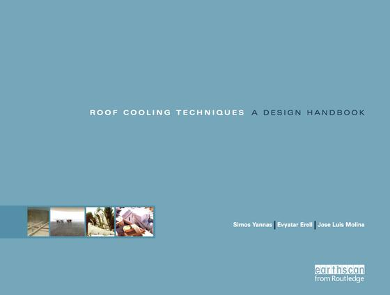 Roof Cooling Techniques: A Design Handbook, 1st Edition (Paperback) book cover