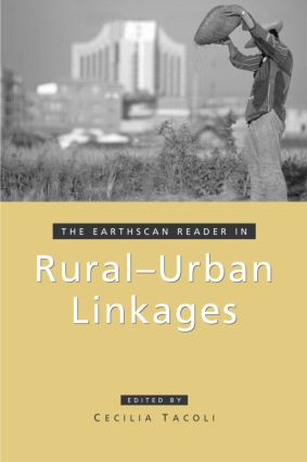 The Earthscan Reader in Rural-Urban Linkages book cover