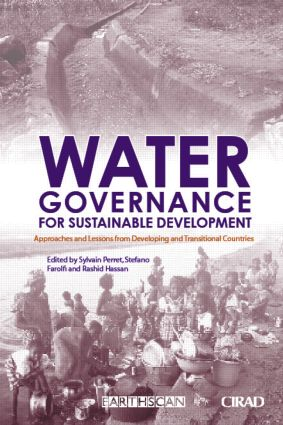 Water Governance for Sustainable Development: Approaches and Lessons from Developing and Transitional Countries book cover