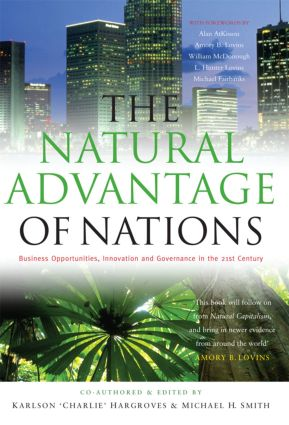 The Natural Advantage of Nations: Business Opportunities, Innovations and Governance in the 21st Century, 1st Edition (Paperback) book cover