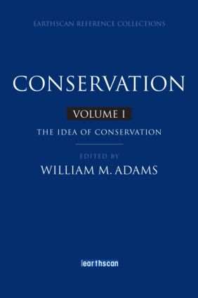 Conservation (Hardback) book cover