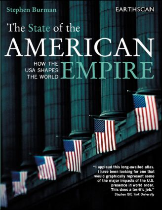 The State of the American Empire: How the USA Shapes the World book cover