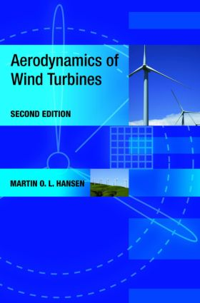 Aerodynamics of Wind Turbines, 2nd edition: 2nd Edition (Hardback) book cover