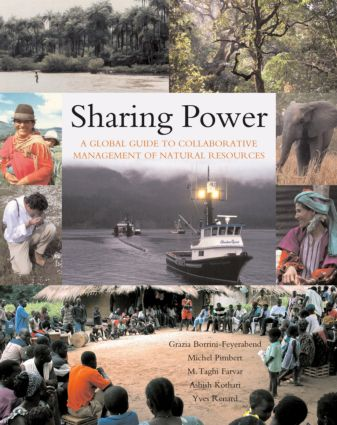 Sharing Power: A Global Guide to Collaborative Management of Natural Resources book cover