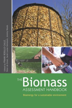 The Biomass Assessment Handbook (Paperback) book cover
