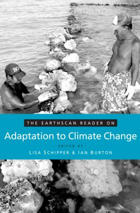 The Earthscan Reader on Adaptation to Climate Change book cover