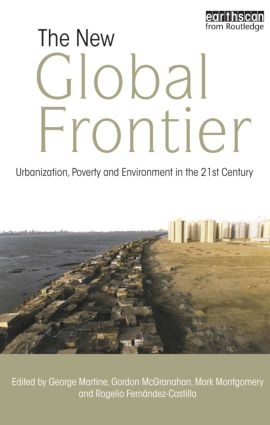 The New Global Frontier: Urbanization, Poverty and Environment in the 21st Century book cover