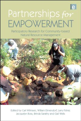 Partnerships for Empowerment: Participatory Research for Community-based Natural Resource Management book cover