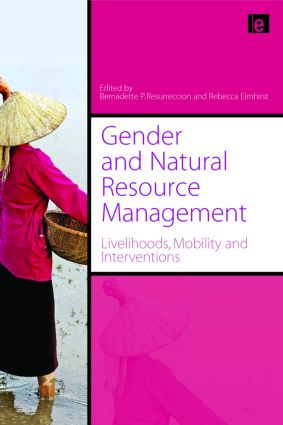 Gender and Natural Resource Management: Livelihoods, Mobility and Interventions (Hardback) book cover