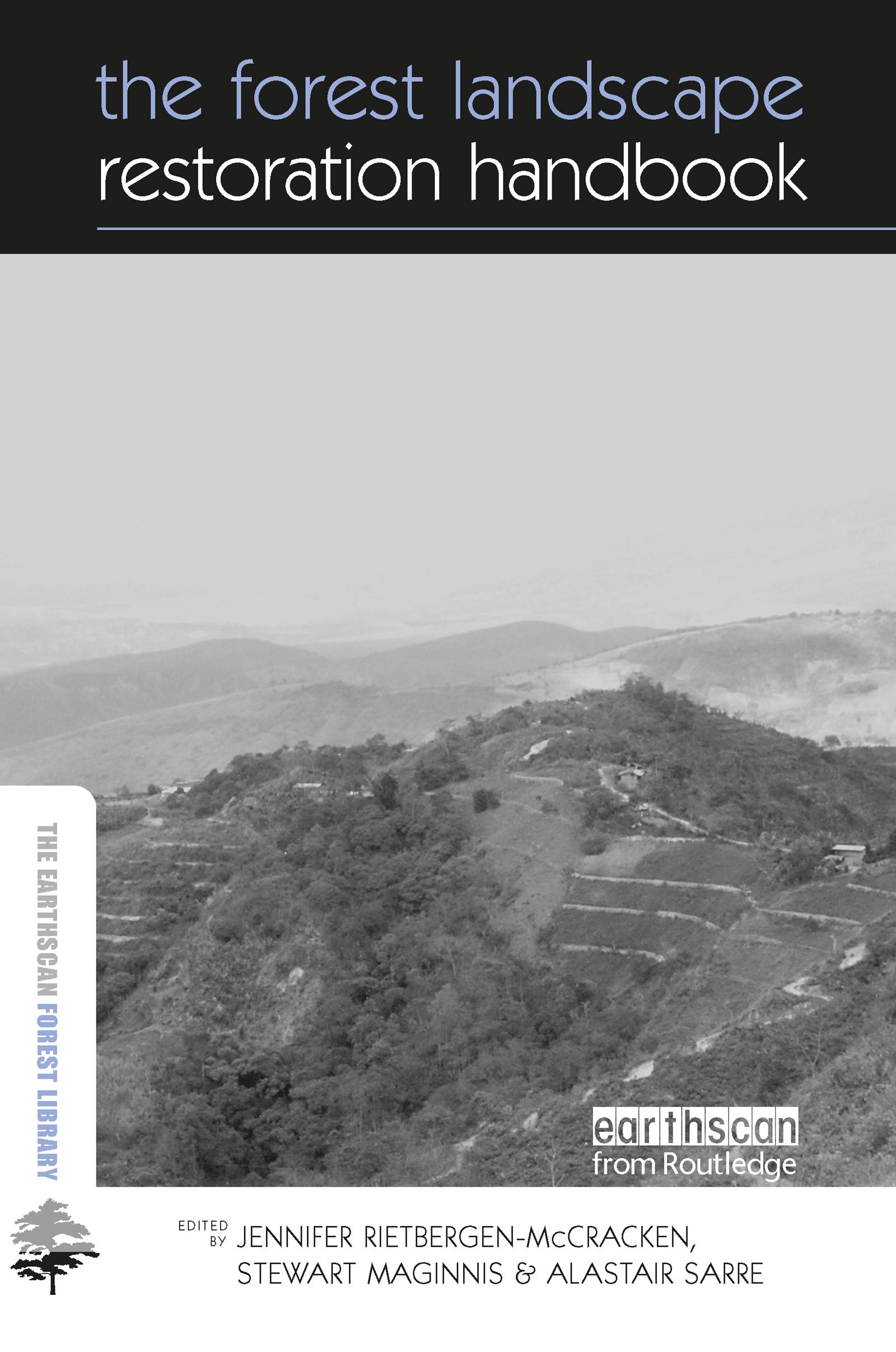 The Forest Landscape Restoration Handbook book cover
