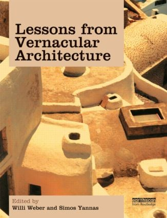 Lessons from Vernacular Architecture (Hardback) book cover