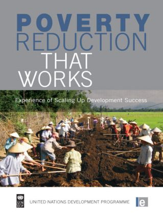 Poverty Reduction that Works: Experience of Scaling Up Development Success (Paperback) book cover
