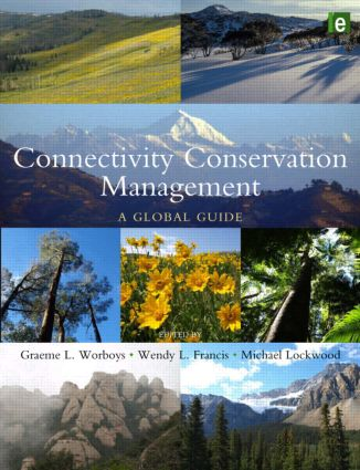 Connectivity Conservation Management: A Global Guide book cover