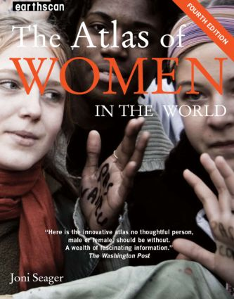 The Atlas of Women in the World: 4th Edition (Paperback) book cover