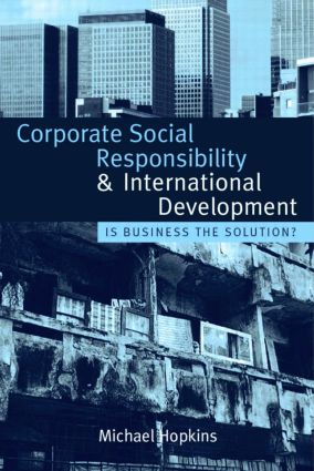 Corporate Social Responsibility and International Development