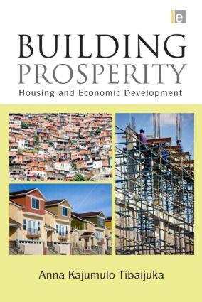 Building Prosperity: Housing and Economic Development (Paperback) book cover
