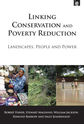 Linking Conservation and Poverty Reduction: Landscapes, People and Power book cover