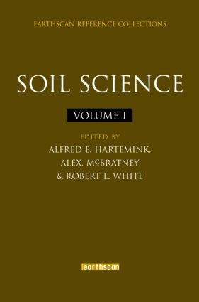 Soil Science book cover