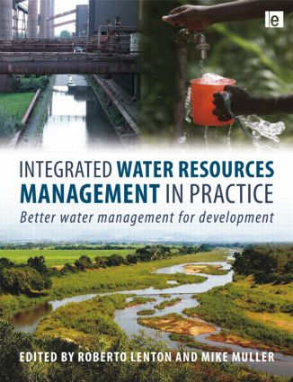 Integrated Water Resources Management in Practice: Better Water Management for Development book cover