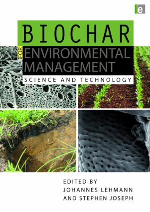 Biochar for Environmental Management: Science and Technology (Hardback) book cover