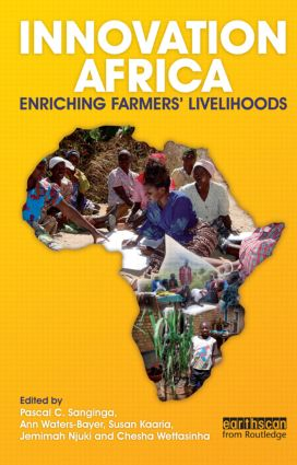 Innovation Africa: Enriching Farmers' Livelihoods, 1st Edition (Paperback) book cover