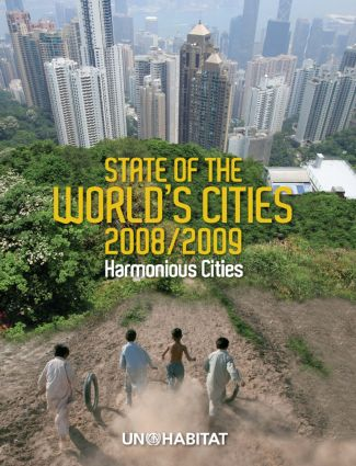 State of the World's Cities 2008/9: Harmonious Cities book cover