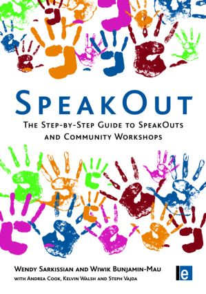 SpeakOut: The Step-by-Step Guide to SpeakOuts and Community Workshops book cover