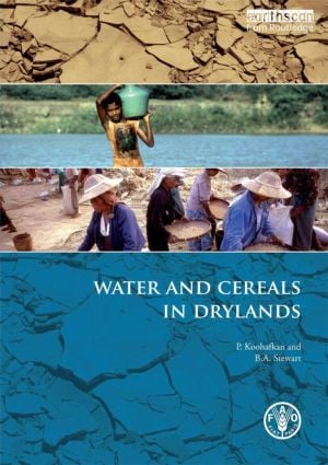 Water and Cereals in Drylands: 1st Edition (Paperback) book cover