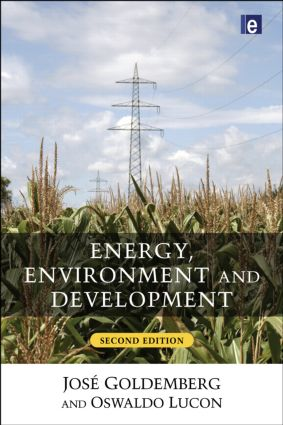 Energy, Environment and Development: 2nd Edition (Hardback) book cover
