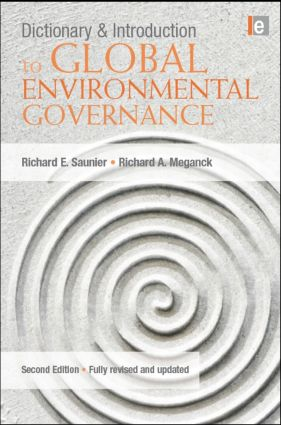 Dictionary and Introduction to Global Environmental Governance: 2nd Edition (Paperback) book cover