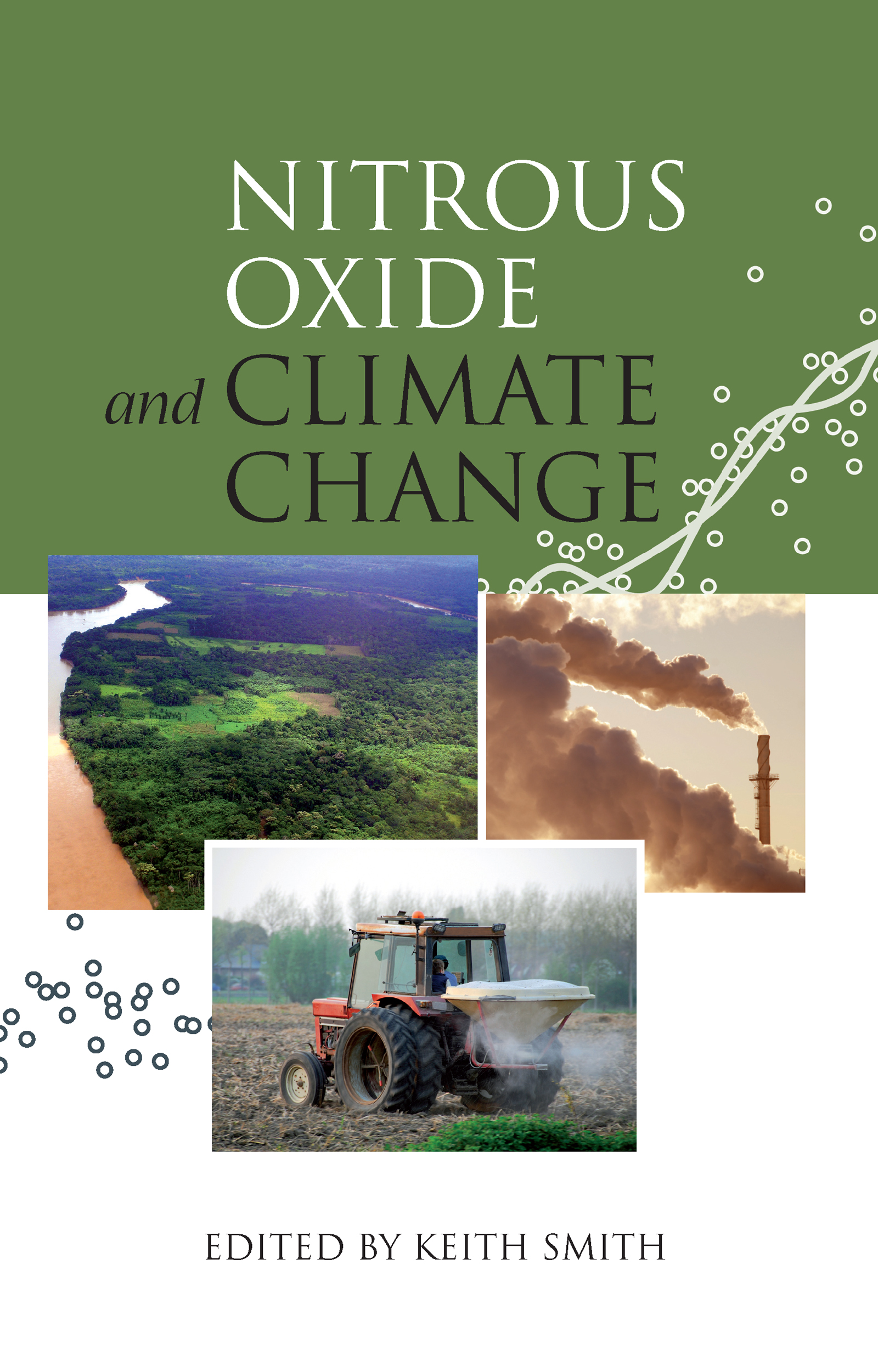 Nitrous Oxide and Climate Change (Hardback) book cover