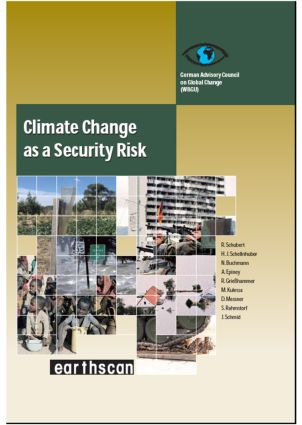 Climate Change as a Security Risk: 1st Edition (Paperback) book cover