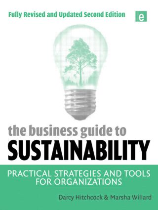 The Business Guide to Sustainability: Practical Strategies and Tools for Organizations, 2nd Edition (Paperback) book cover