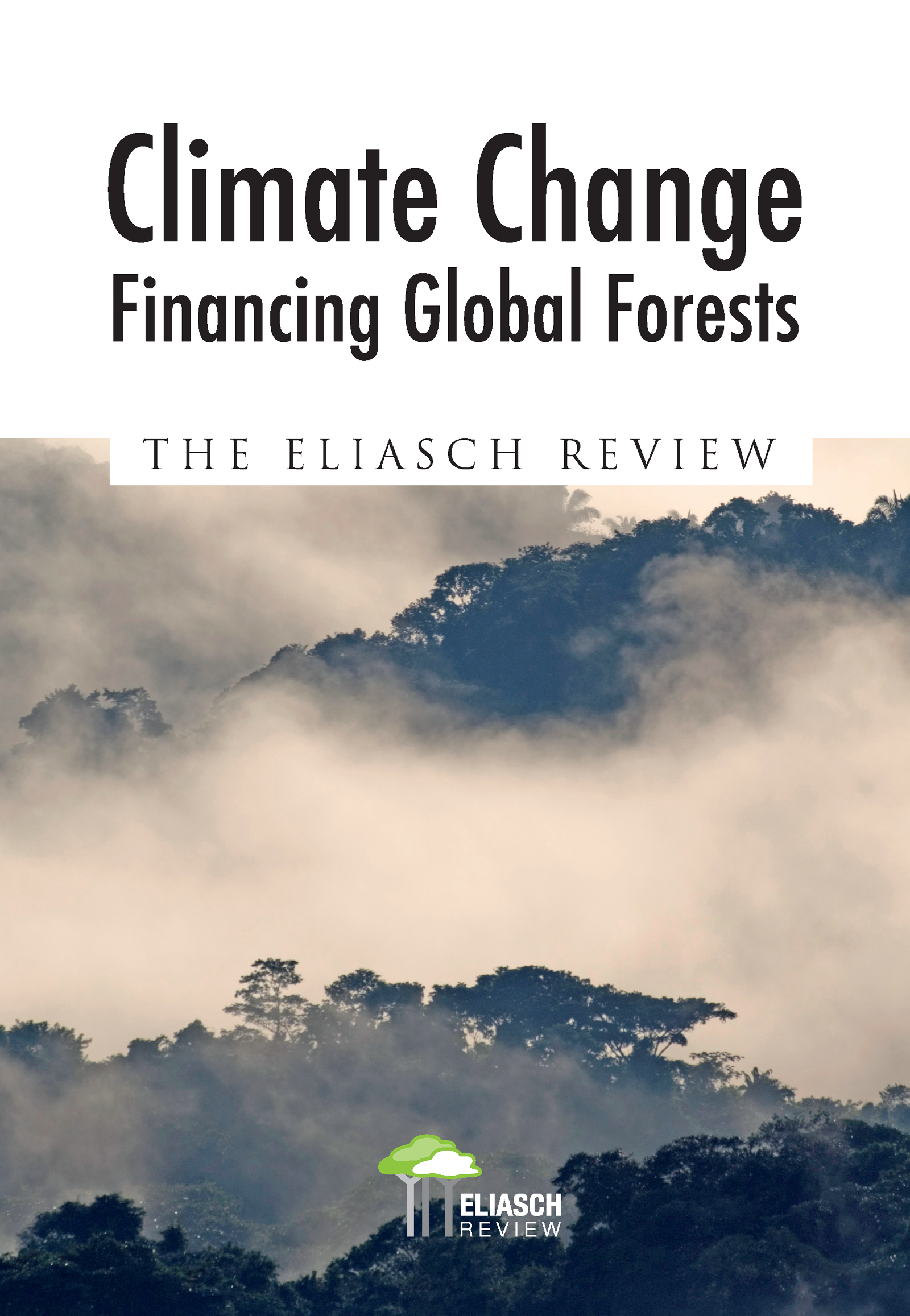 Climate Change: Financing Global Forests: The Eliasch Review book cover