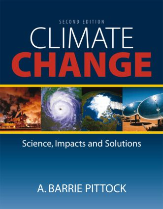 Climate Change: The Science, Impacts and Solutions, 2nd Edition (Hardback) book cover