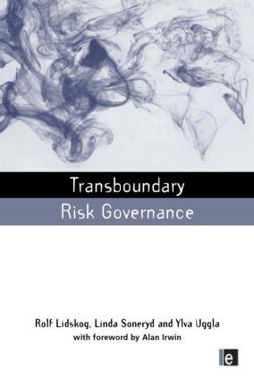 Transboundary Risk Governance (Hardback) book cover