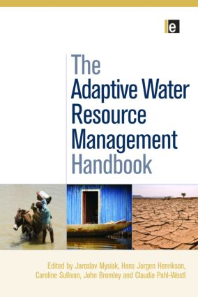 The Adaptive Water Resource Management Handbook: 1st Edition (Hardback) book cover