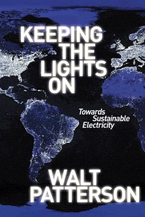 Keeping the Lights On: Towards Sustainable Electricity (Paperback) book cover