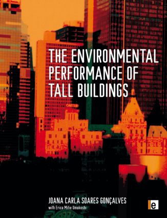 The Environmental Performance of Tall Buildings (Hardback) book cover