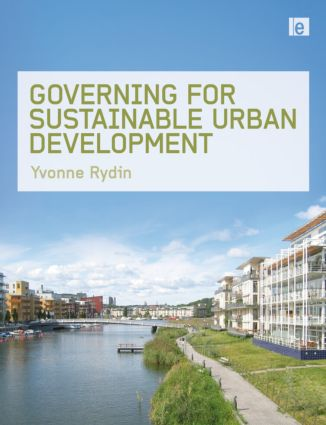 Governing for Sustainable Urban Development (Paperback) book cover