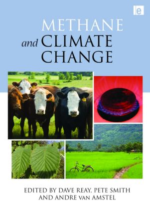 Methane and Climate Change book cover