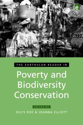 The Earthscan Reader in Poverty and Biodiversity Conservation book cover